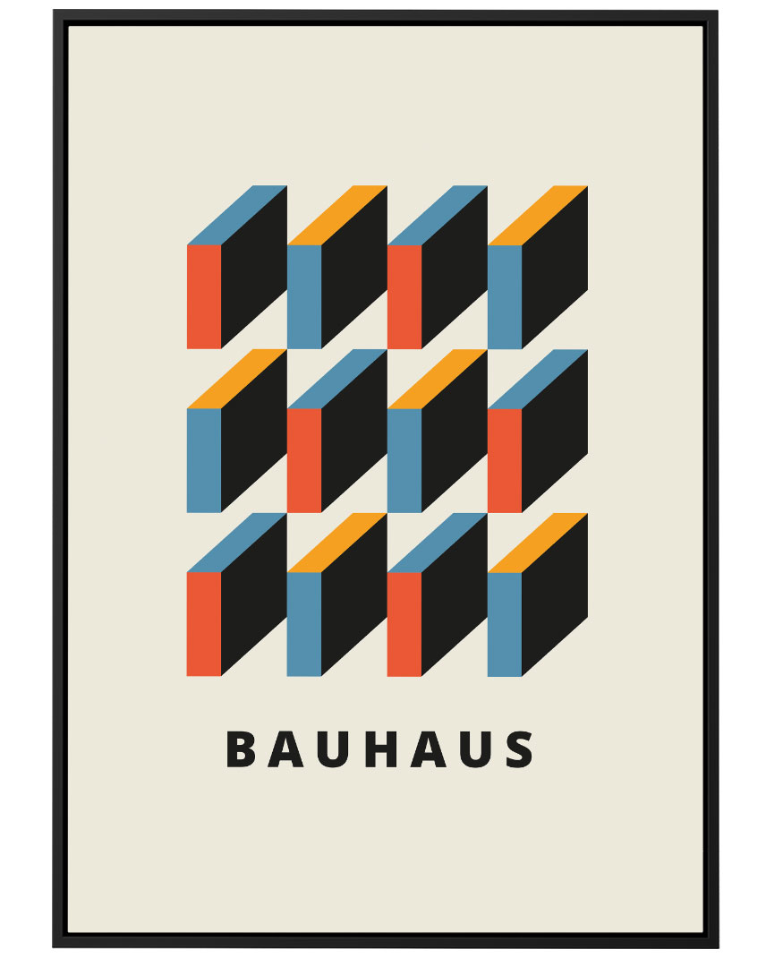 Quadro Bauhaus