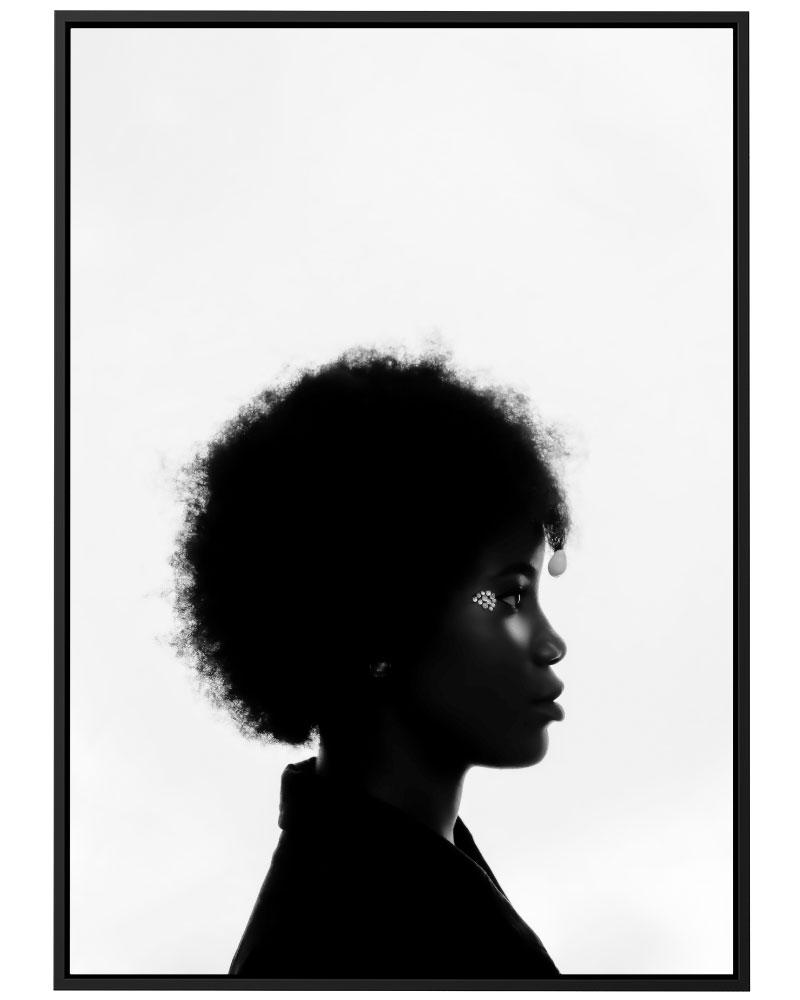 Quadro Black Power
