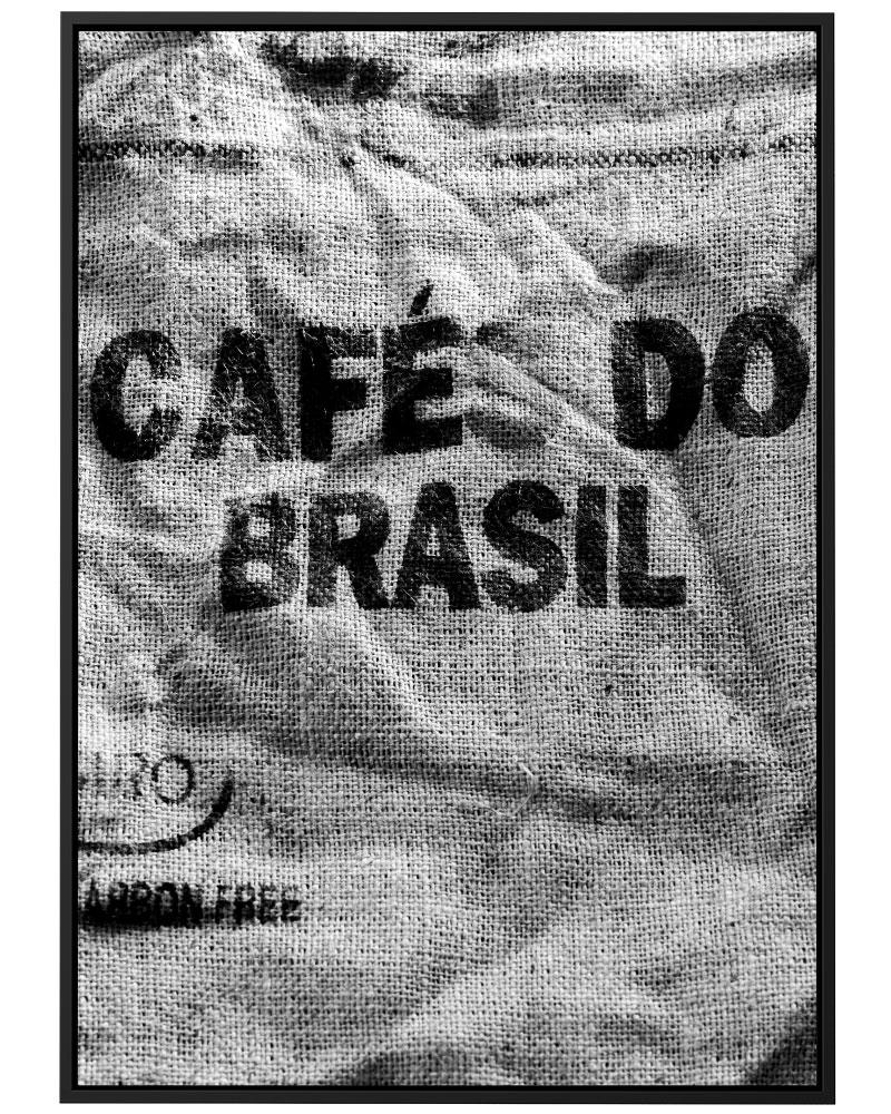 Quadro Café do Brasil