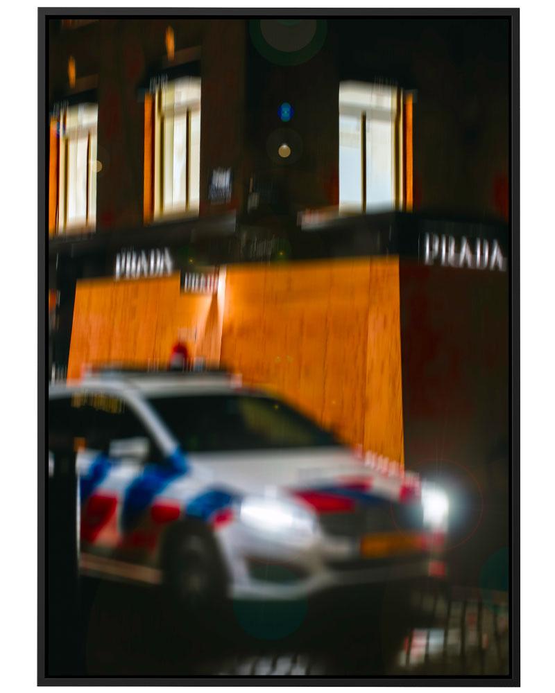 Quadro City Blur