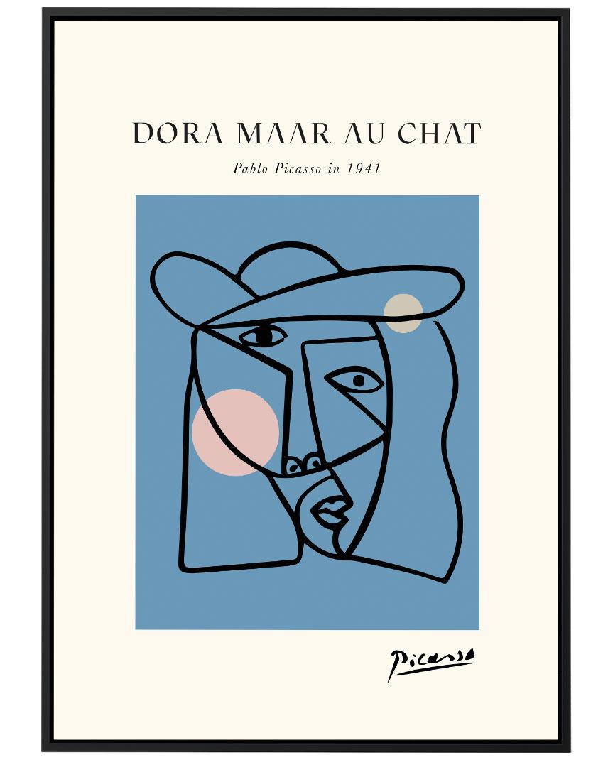 Quadro Doora Picasso