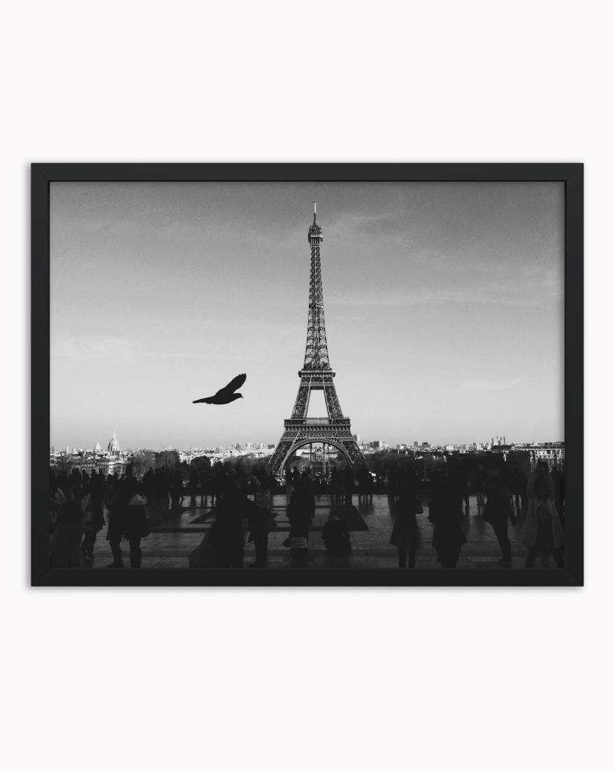 Quadro Eiffel (Horizontal)