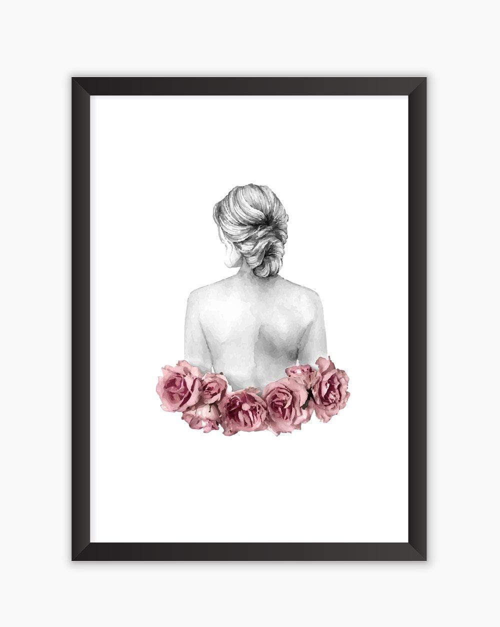 Quadro Ella Flower