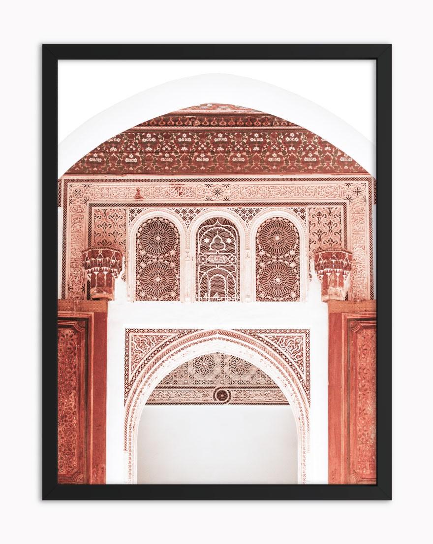 Quadro Ethnic Door