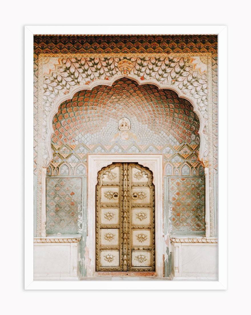 Quadro Ethnic Door II