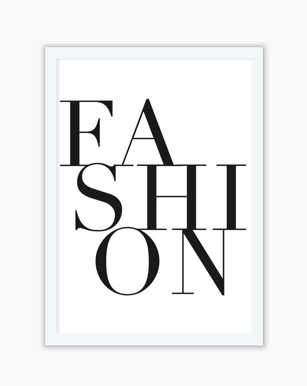 Quadro Fashion