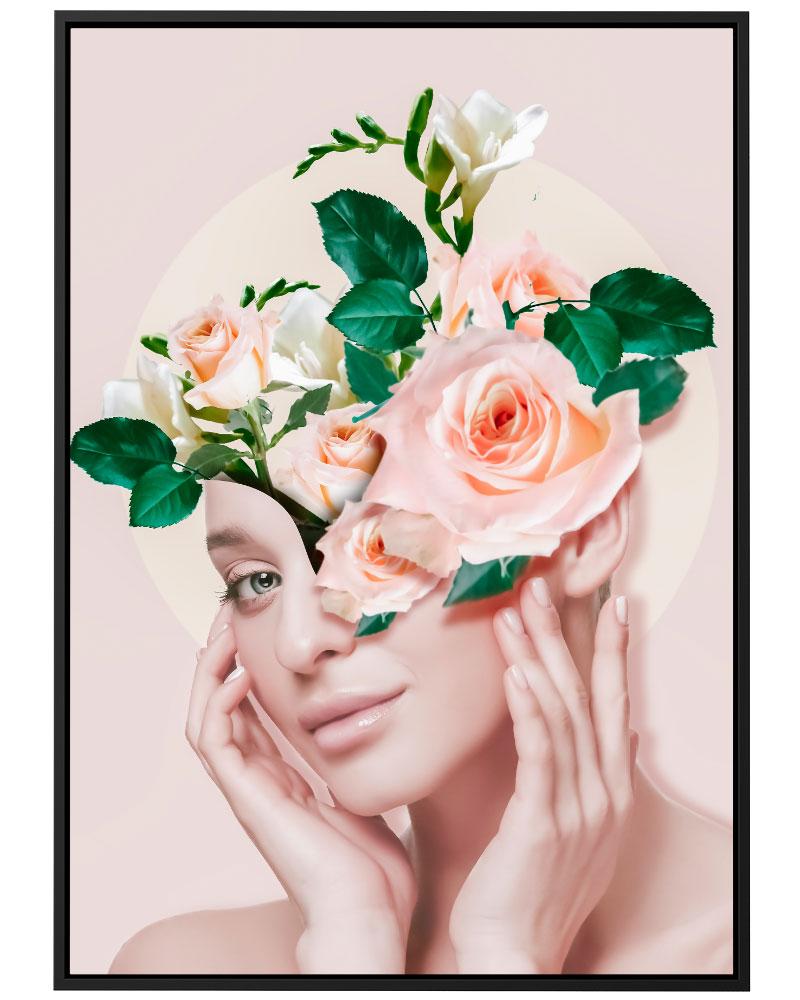 Quadro Flowers In Mind