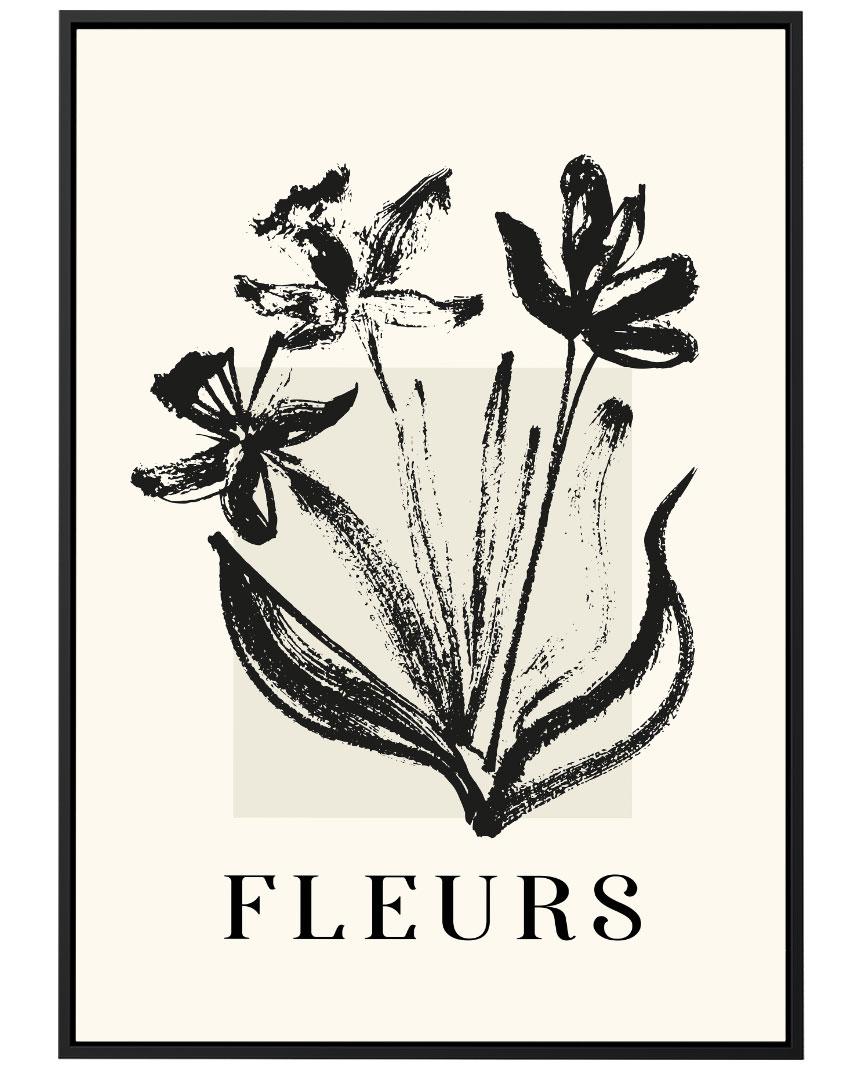 Quadro Fleurs
