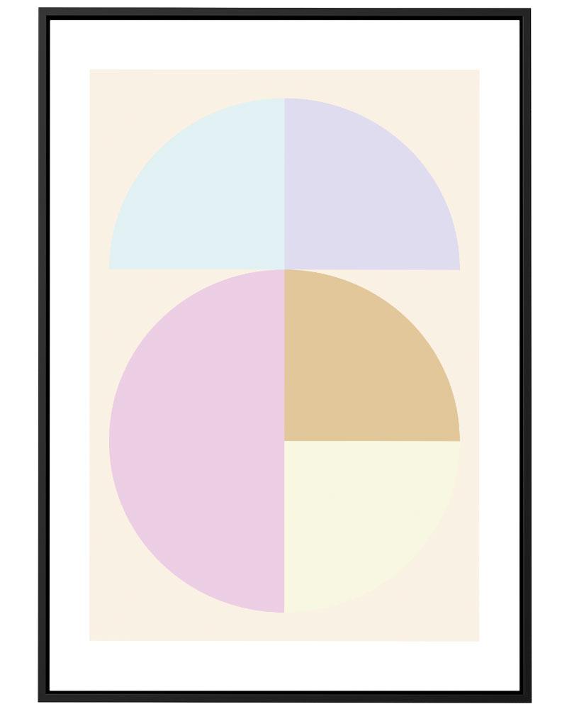 Quadro Forme Douce II