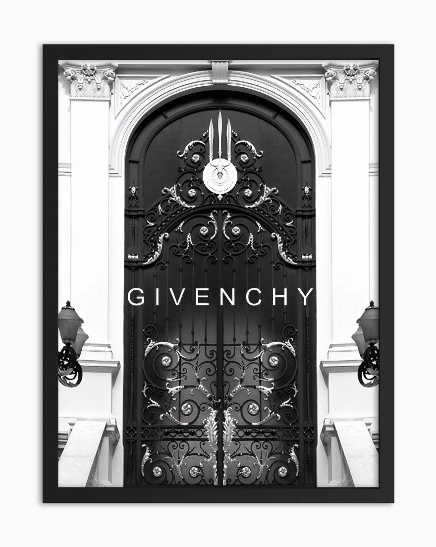 Quadro Givenchy Door