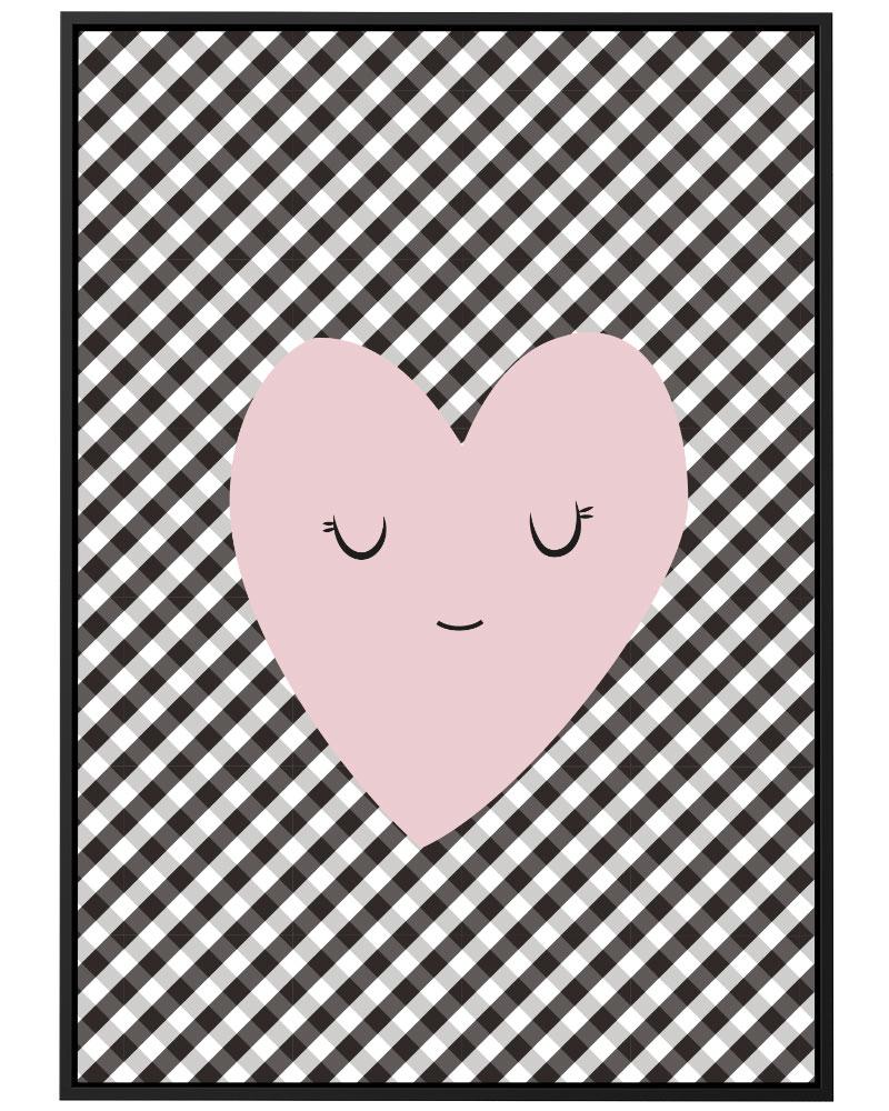 Quadro Heart Baby