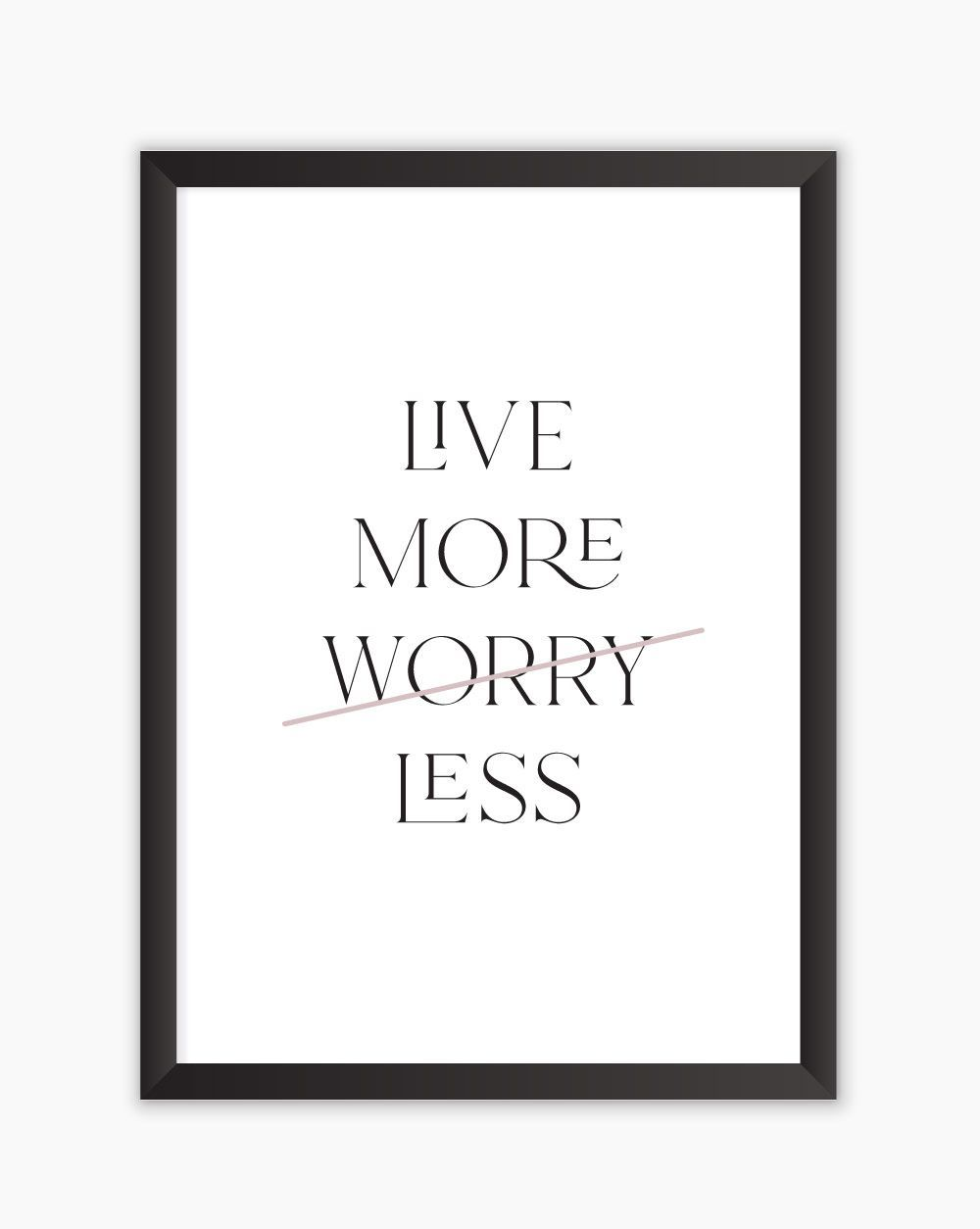 Quadro Live More, Worry Less