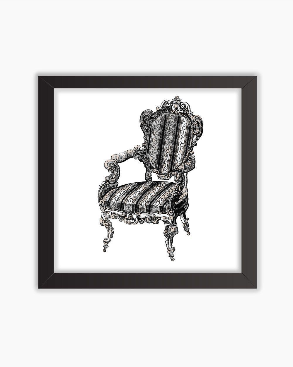 Quadro Louis Chair