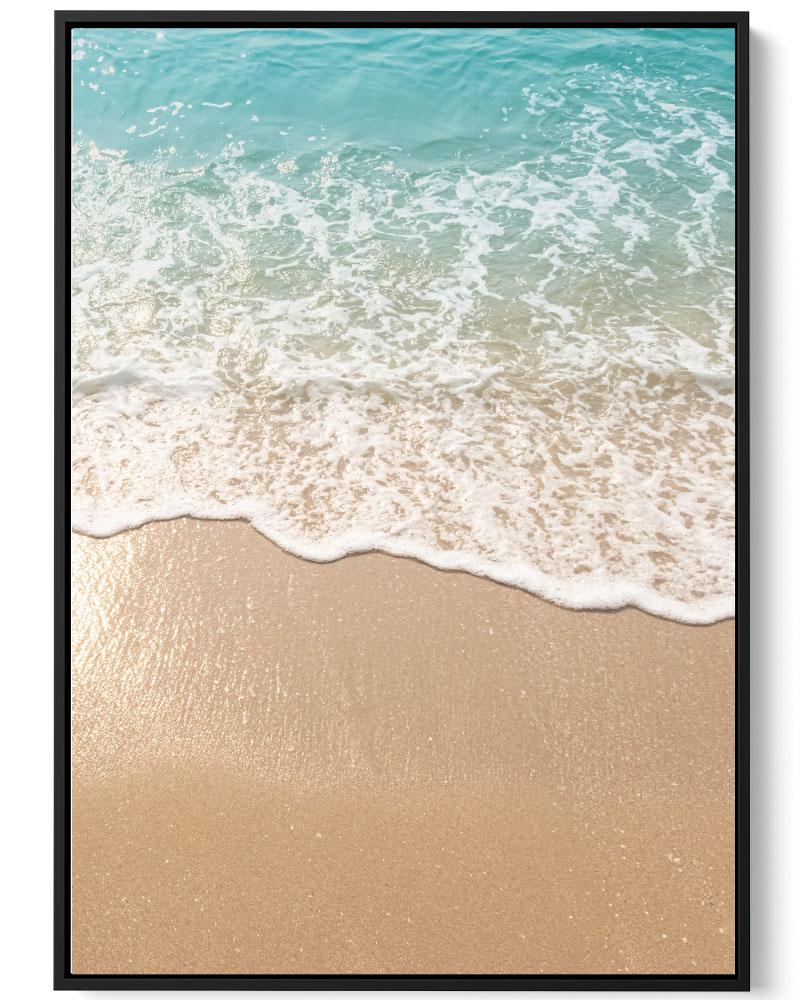 Quadro Mar Azul I