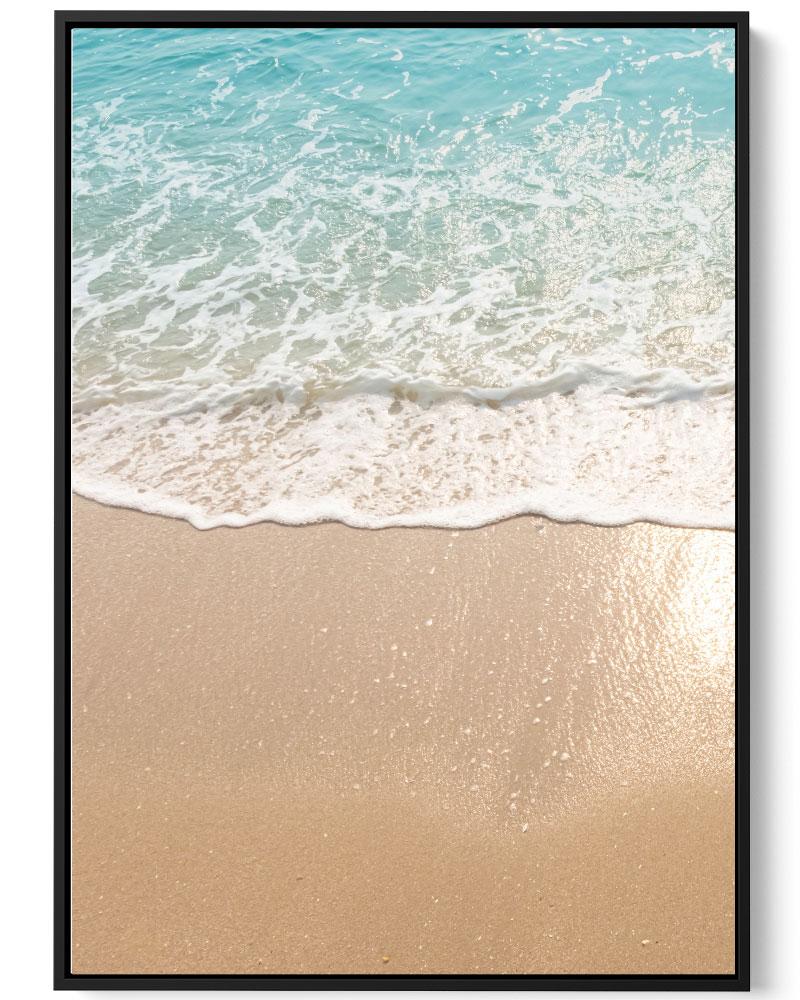 Quadro Mar Azul II