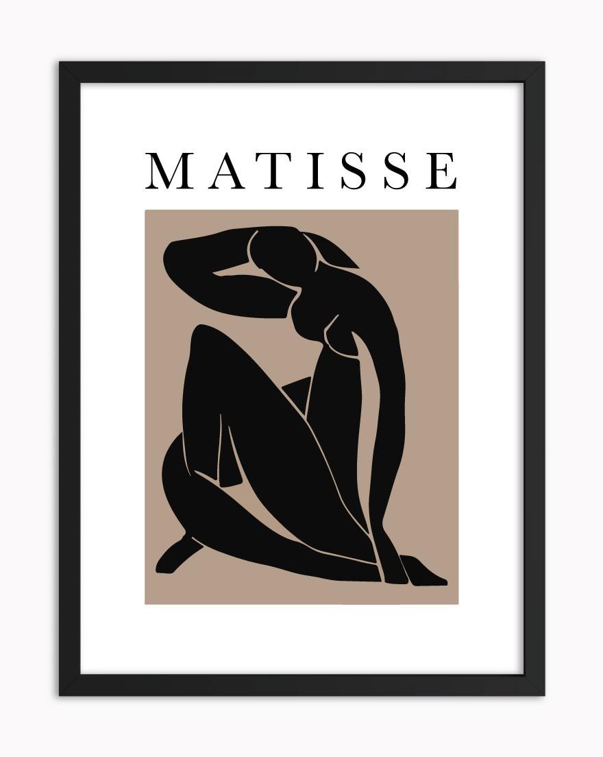 Quadro Matisse Inspired