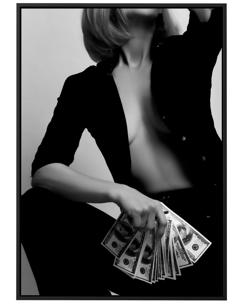 Quadro More Money,Babe!