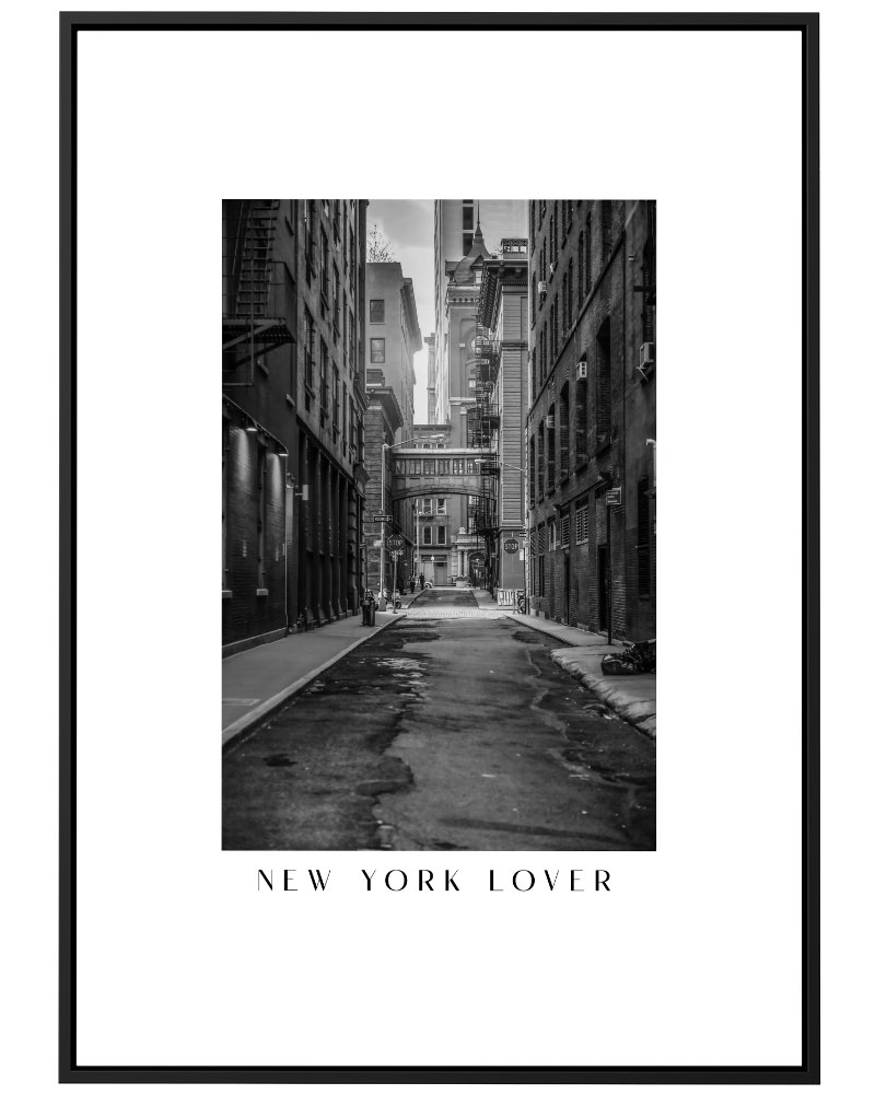 Quadro New York Lover