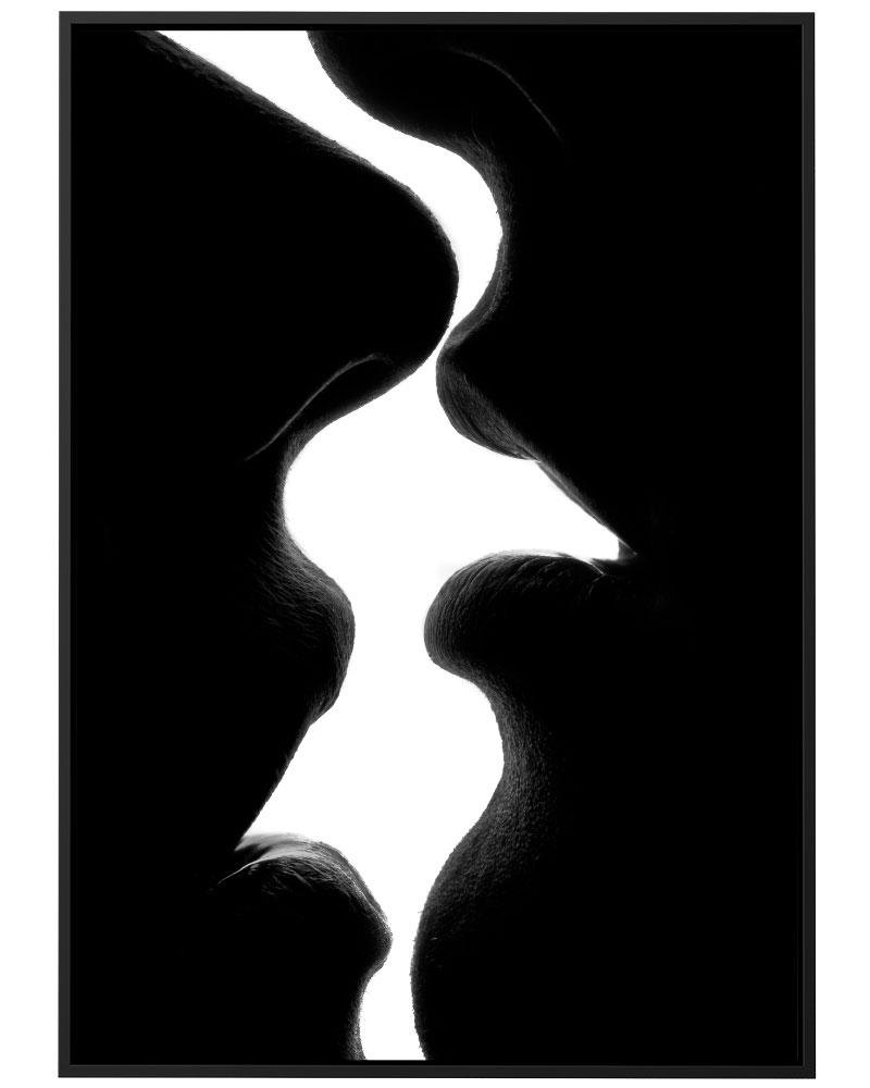 Quadro O Beijo