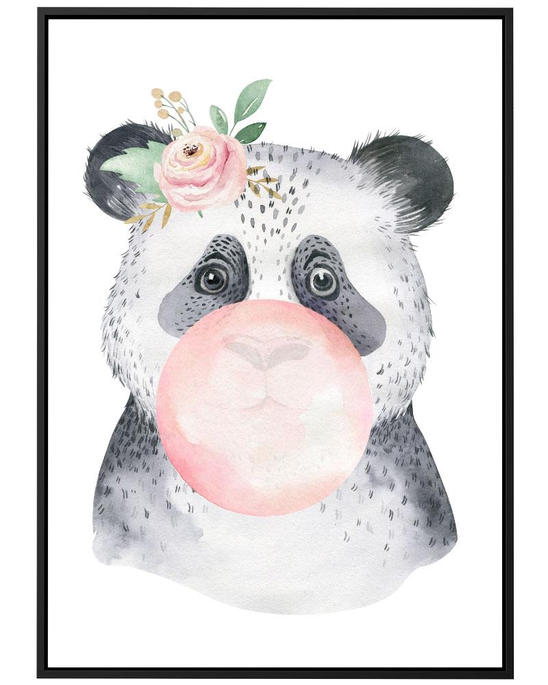 Quadro Panda Baby