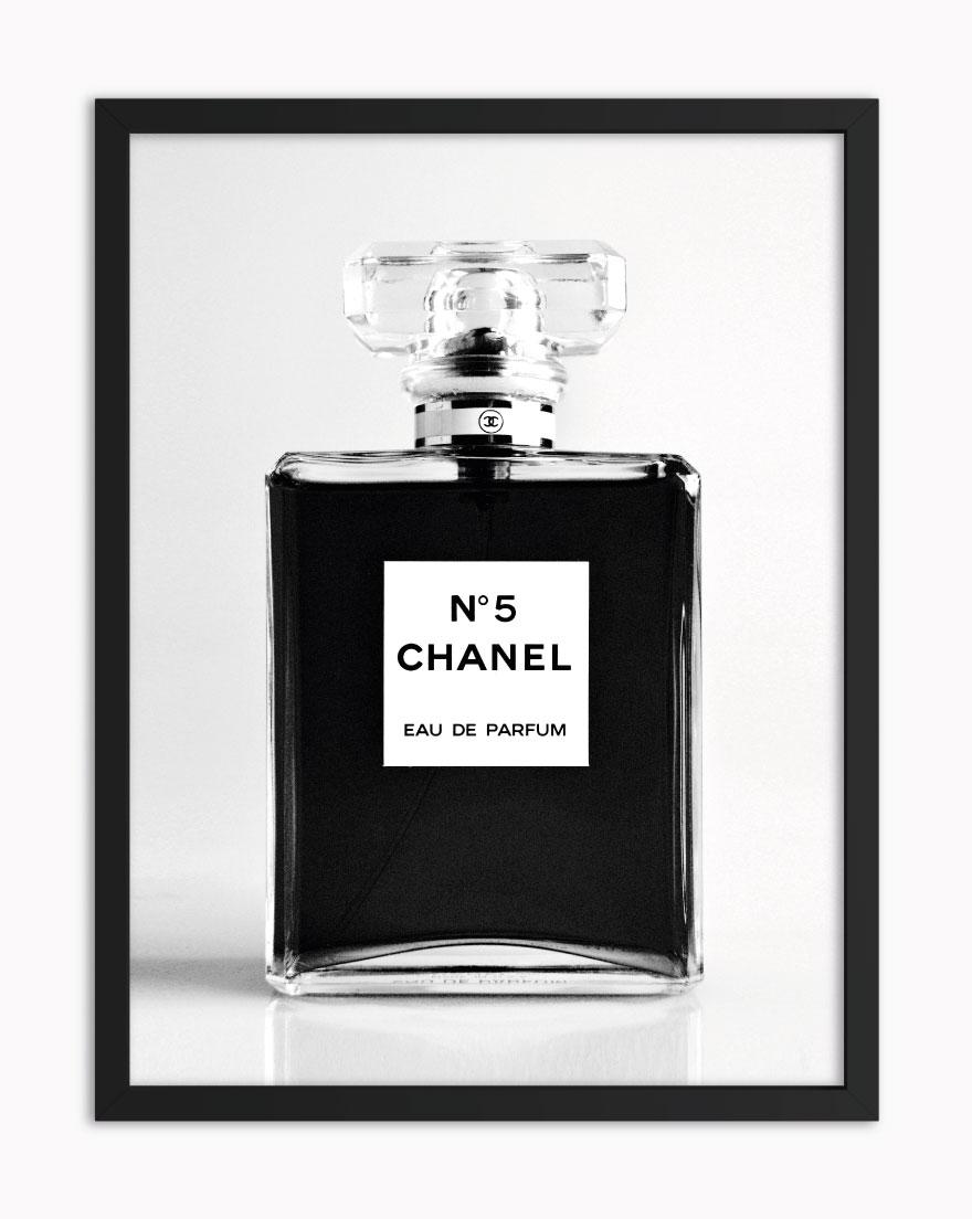 Quadro Parfum Nº5