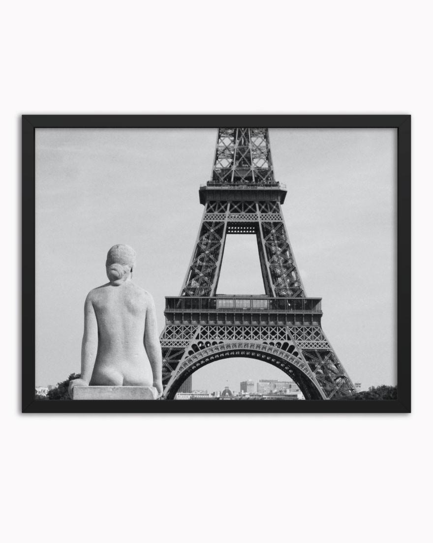 Quadro Parisienne (Horizontal)