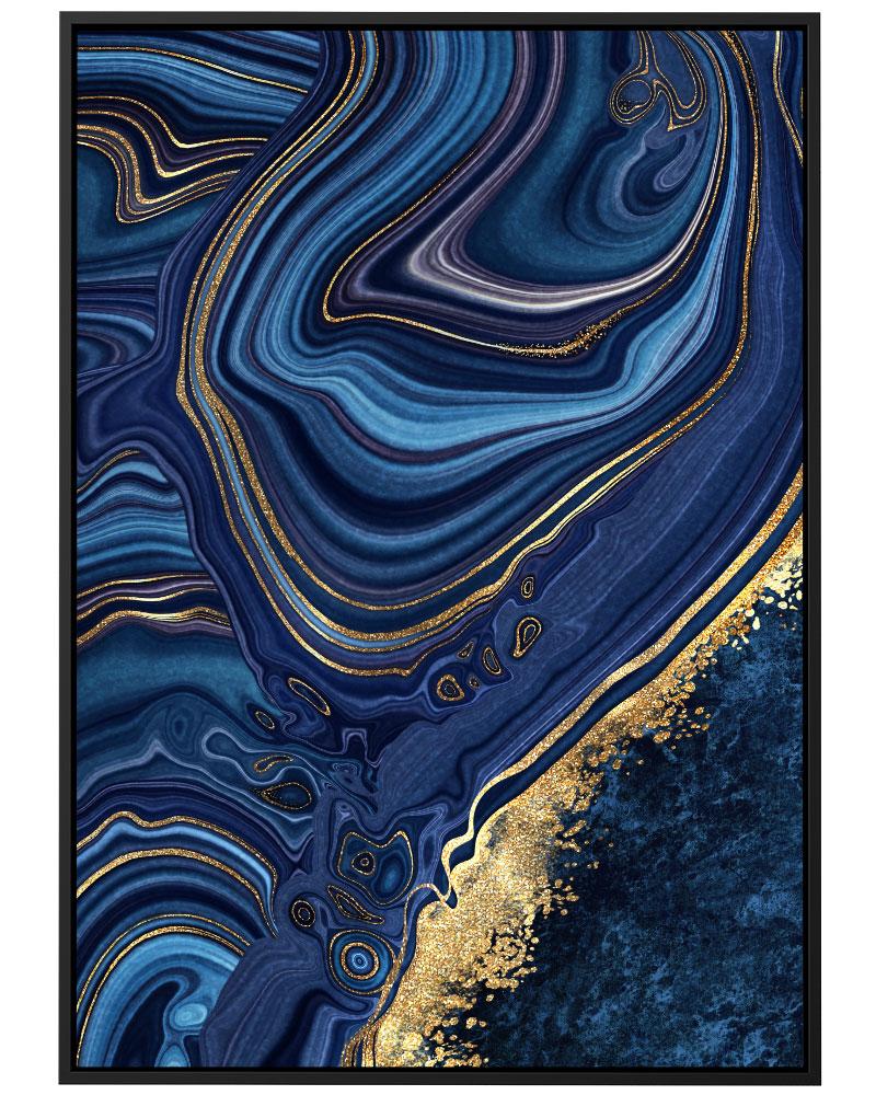 Quadro Pedra Azul I