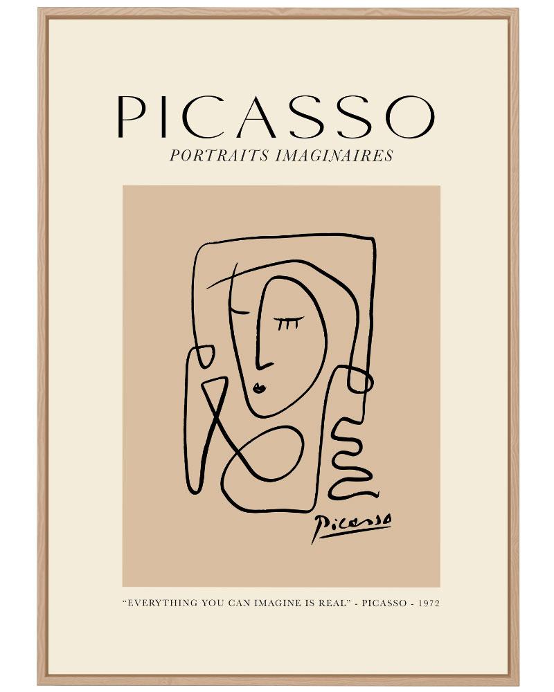 Quadro Picasso Portraits
