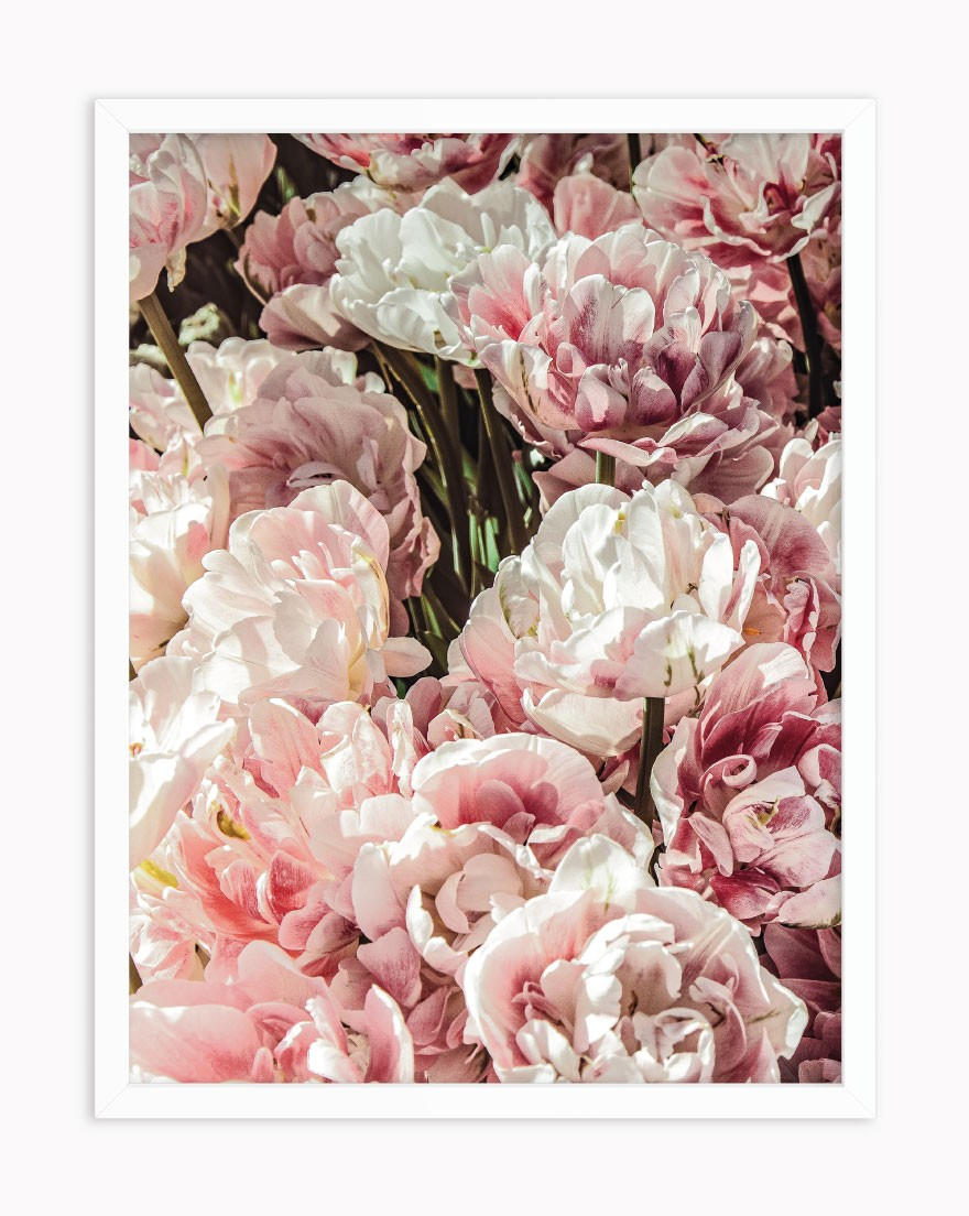 Quadro Pink Florals