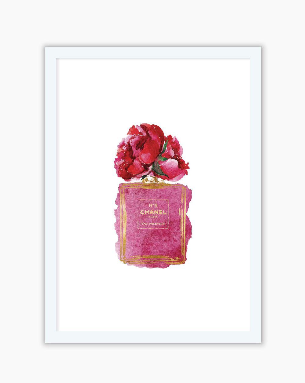 Quadro Pink Parfum