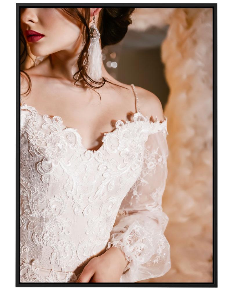 Quadro Silver Bride