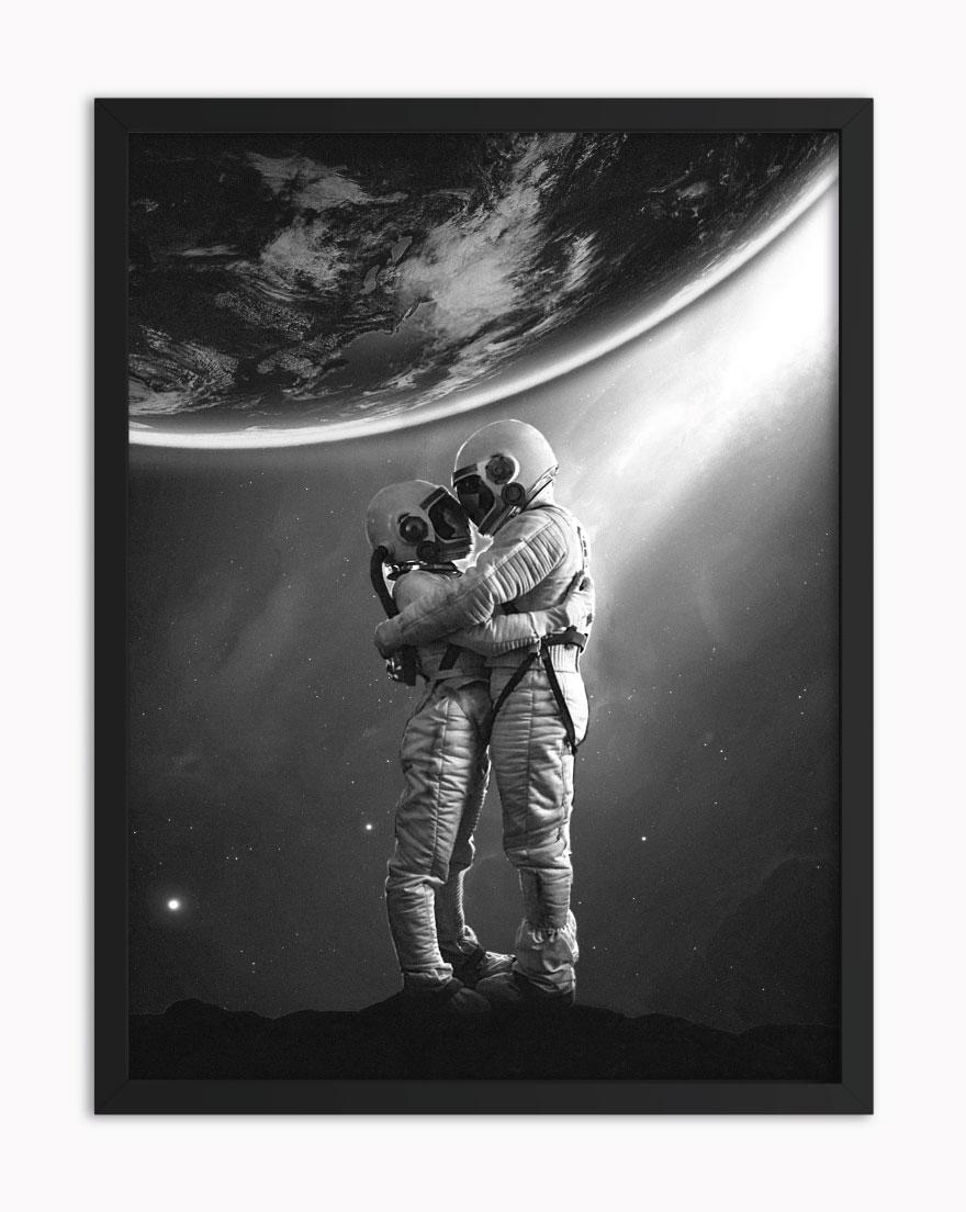 Quadro Space Love