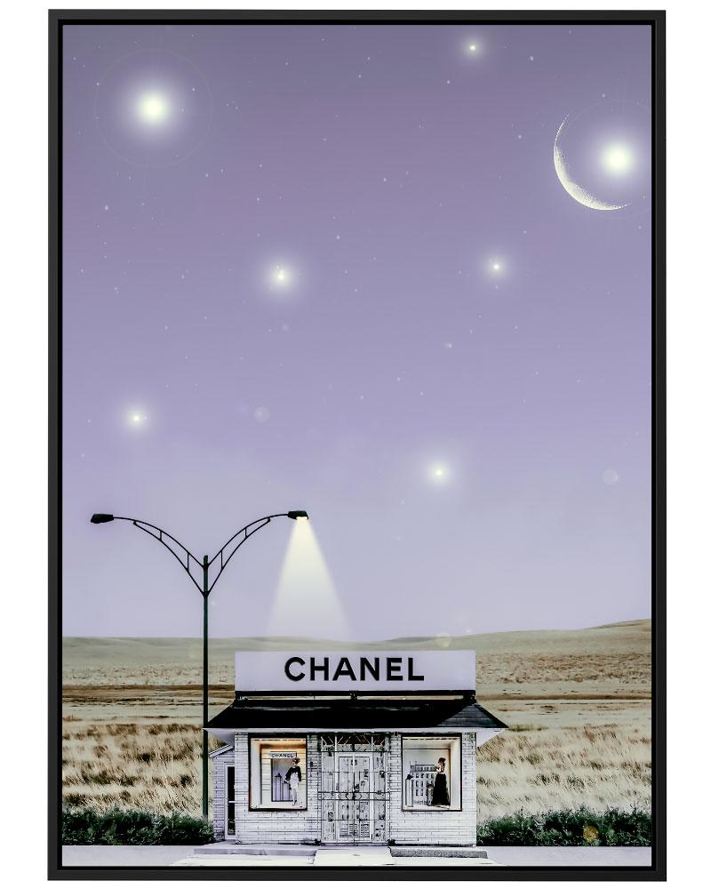 Quadro Star Chanel