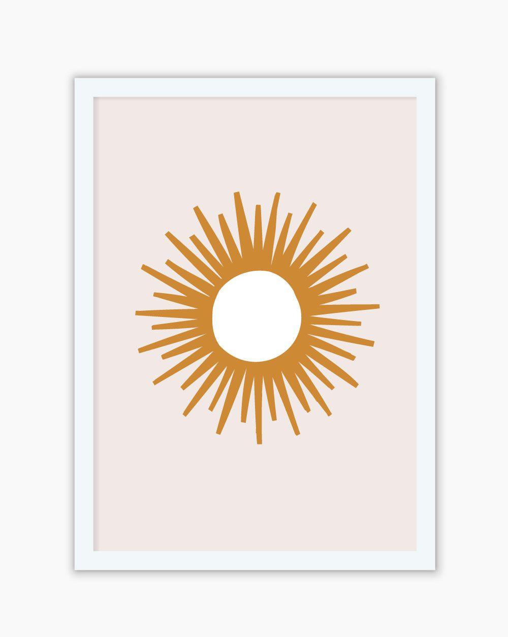 Quadro Sun Mirror