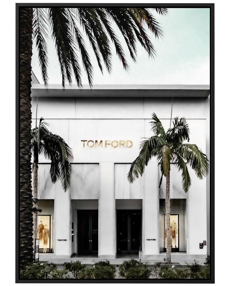 Quadro Tom Ford Store