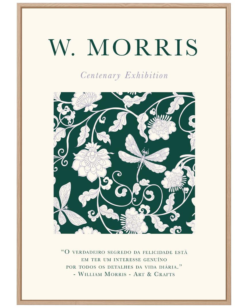 Quadro W. Morris