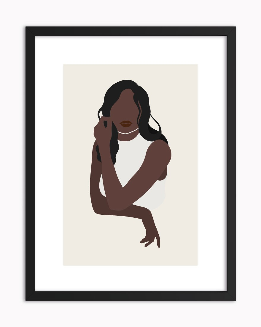 Quadro Woman II