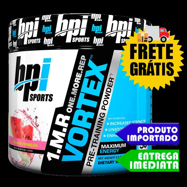 1.M.R Vortex - BPi Sports  (Importado)   150 gramas   50 porções