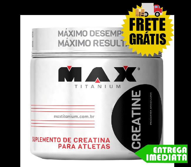 Creatina - Max Titanium (300Gr)