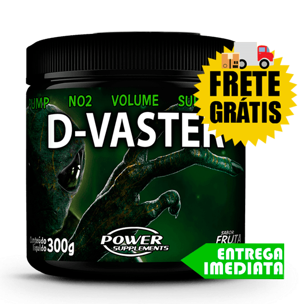 D-Vaster - Power Supplements (300Gr)