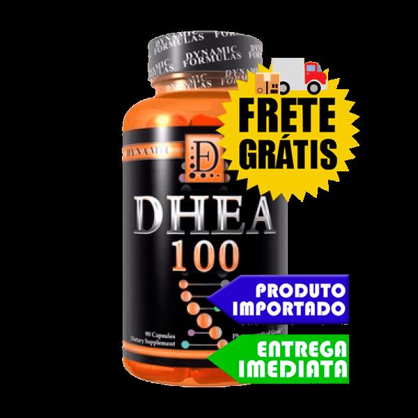 Dhea 100 - Dynamic Formulas (90 capsulas)