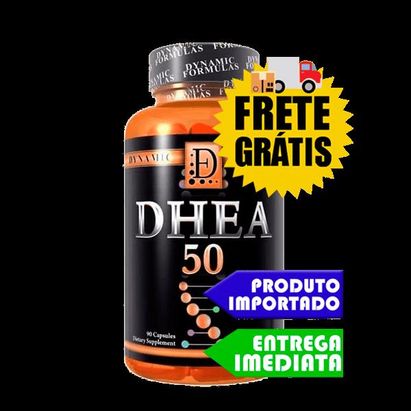DHEA 50 - Dynamic Formulas (60 cápsulas)