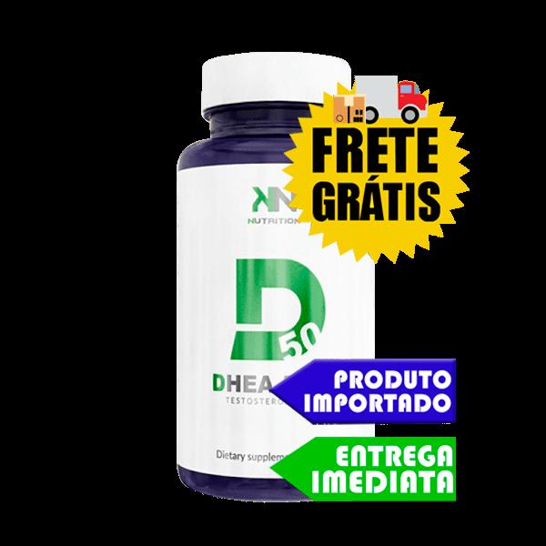DHEA 50 - KN nutrition (50mg ou 100mg)