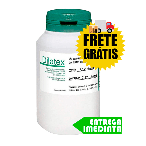 Dilatex - Power Supplements