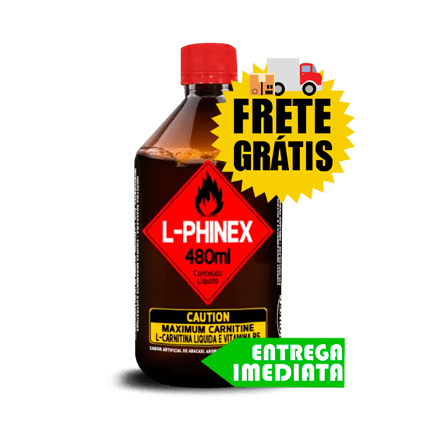 L-Phinex - Power Supplements (480Ml)