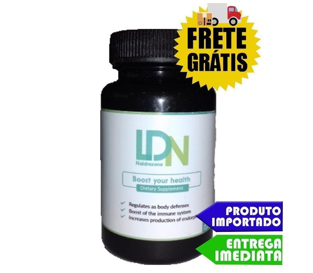 LDN - Naltrexona  (30 cápsulas - 3mg)