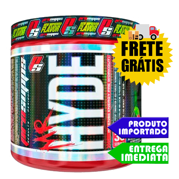 Mr Hyde - Pro Supps (30 doses)