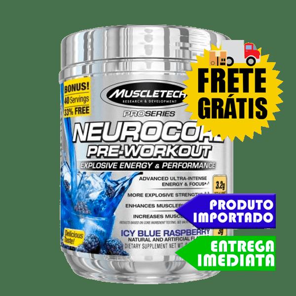 Neurocore - Muscletech (40 doses - 215 gram)