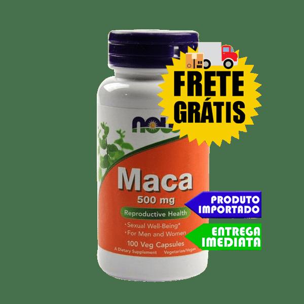 Raiz de Maca - Now Foods