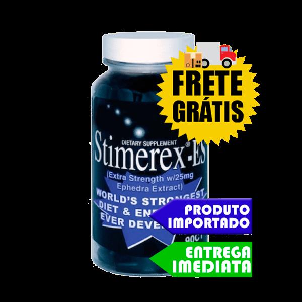 Stimerex ES - Hi Tech Pharmaceutics (90 Comprimidos)